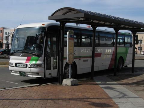 JR北海道バス深名線(旭川22か・970)