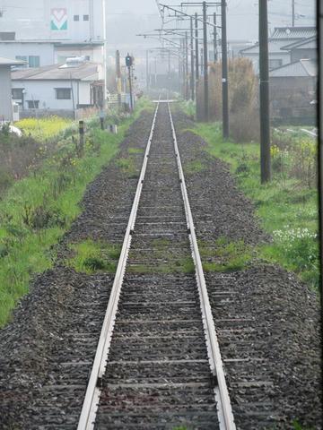 肥薩おれんじ鉄道線路