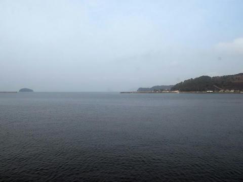 肥薩おれんじ鉄道沿線風景