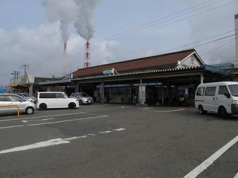 JR八代駅駅舎