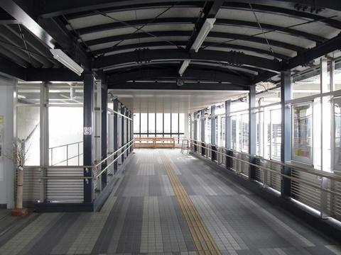 宇土駅自由通路