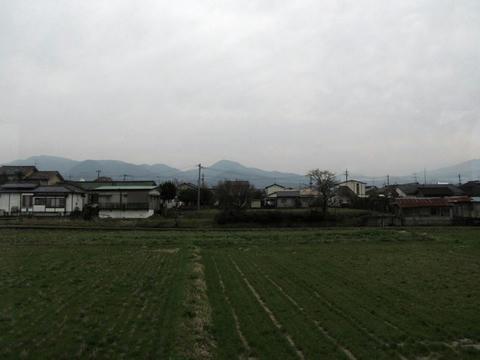 くま川鉄道沿線風景