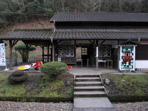 大畑駅駅舎