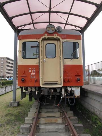 キハ52 130@志布志鉄道記念公園