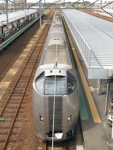 789系HL-1004編成@岩見沢駅