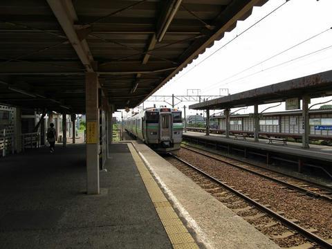 733系B-108編成@島松駅