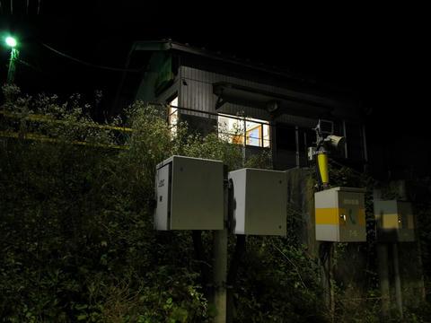 姫川駅駅舎