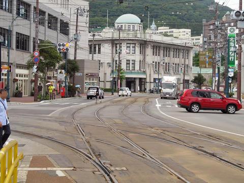函館十字街