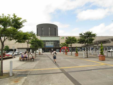 函館駅駅舎