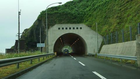 親子熊トンネル