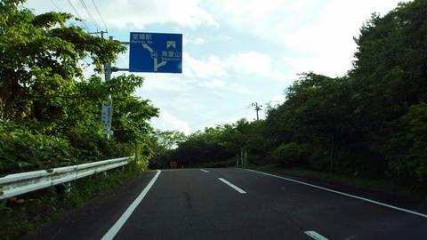 測量山入口@道道844号祝津西小路中央線