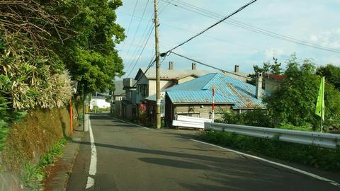 道道844号祝津西小路中央線@室蘭市清水町