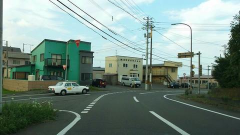道道919号中央東線@室蘭市みゆき町