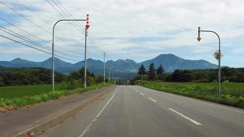 道道32号豊浦ニセコ線