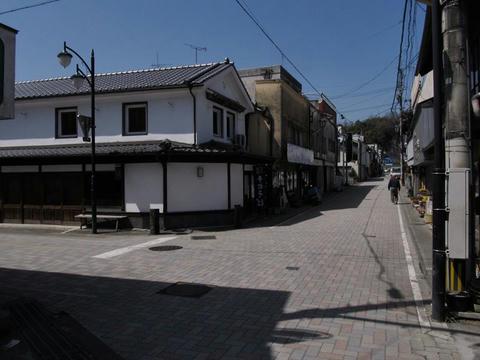 豊後竹田市街風景