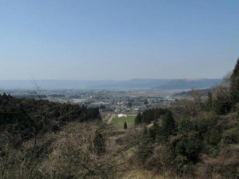 豊肥本線沿線風景@阿蘇付近