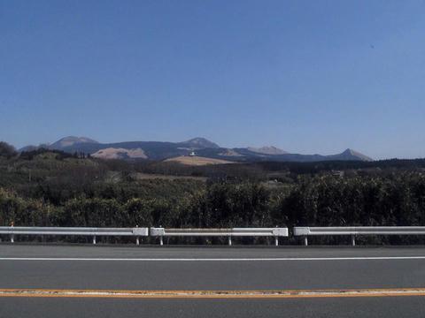 豊肥本線沿線風景