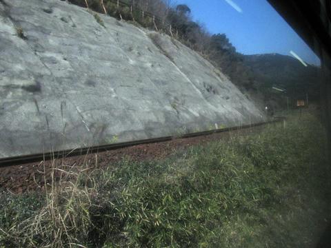 豊肥本線沿線風景@立野スイッチバック