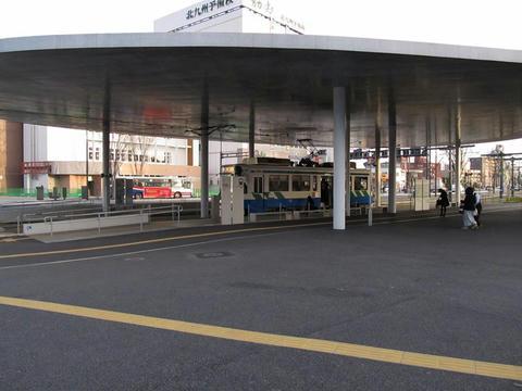 熊本市電熊本駅前電停