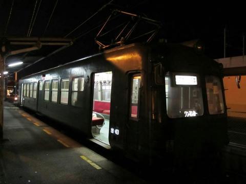 熊本電鉄5102A@上熊本駅