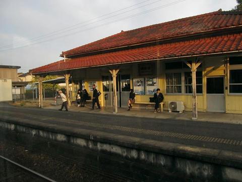 網田駅駅舎