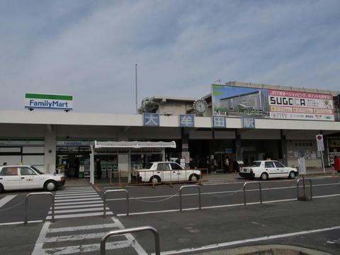 JR大牟田駅駅舎