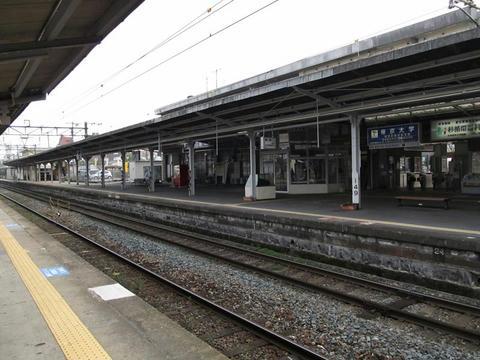 JR大牟田駅構内