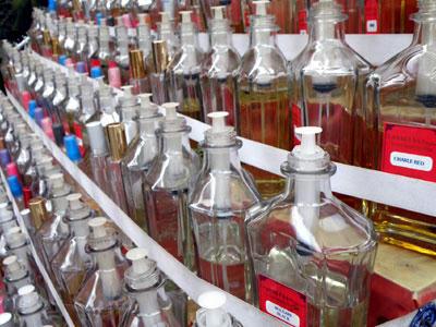パサール バル ブレンド香水屋