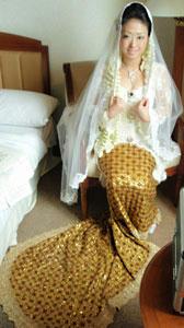 結婚式 クバヤ