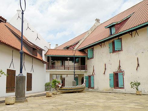 海洋博物館 MUSEUM Bahari
