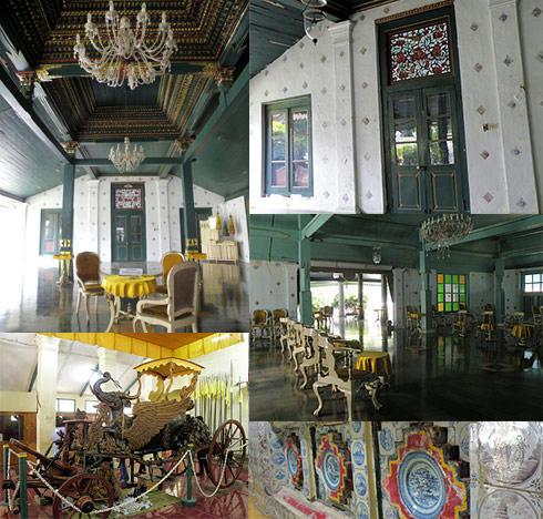 チレボンの王宮