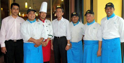 キッチンチーム