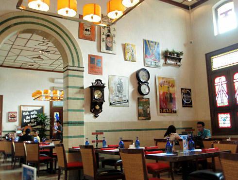 カフェ サンプルナ