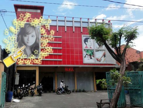インドネシアで。浜崎あゆみが。