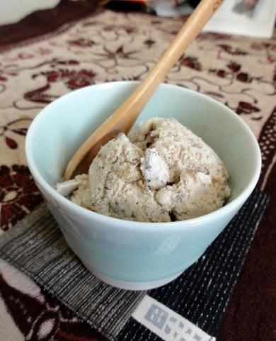 インドネシアの小倉アイス