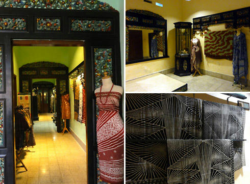 Rumah Batik Jawa Timur