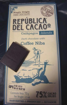 ガラパゴスチョコレート