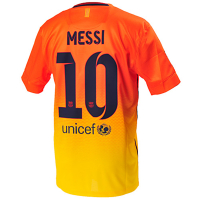 Barcelona away 2012-13