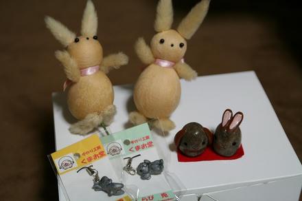 ウサギモノ