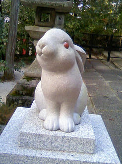 岡崎神社に