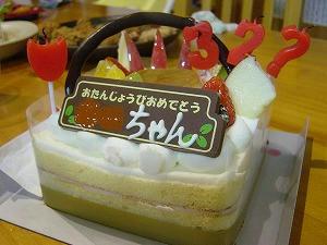 私の誕生日