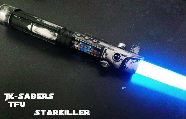 For Sale Amp Trade Tfu Starkiller Jk Sabers One Off