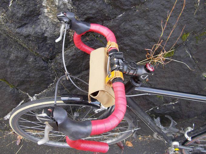自転車用フロントバッグ 画像