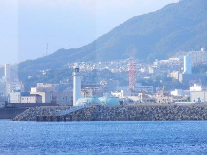 神戸長田東防波堤灯台?