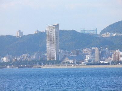 須磨海浜水族園 周辺