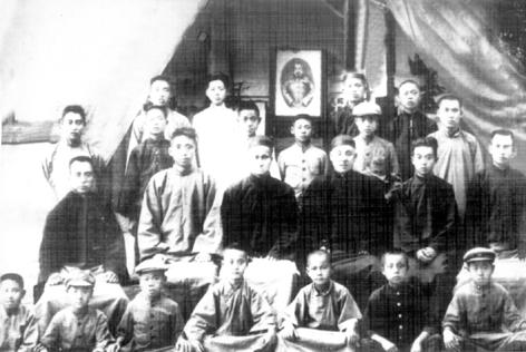悠久古董館 1917年 武清 李瑞東...