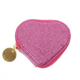 KaiLani×deux luxe HEART ZIP COIN CASE 財布