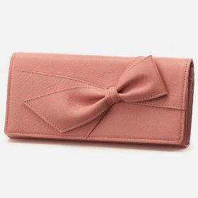 ウノ カンダ(UNO KANDA) 財布(リボン長財布) レディス