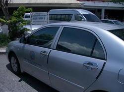 プーケット国際空港からバトンビーチまでのタクシー、タクシー代、料金、価格
