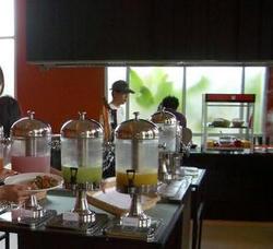 ミレニアムリゾートホテル プーケットの朝食ブッフェ